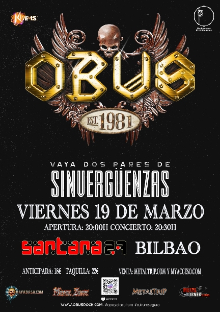 Obus en Bilbao