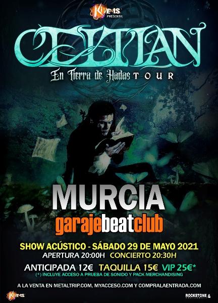 Celtian en Murcia