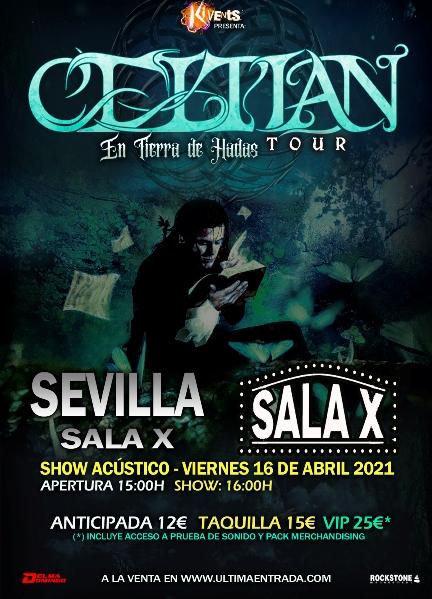 Celtian en Sevilla