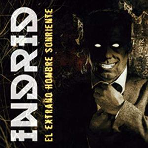 """Indrid – """"El Extraño Hombre Sonriente"""" CD"""