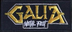 Parche Galia Metal Fest