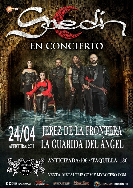 Saedín en Jerez de La Frontera