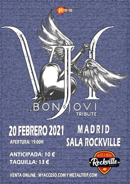 VH Bon Jovi Tribute