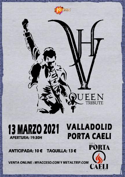 VH Queen Tribute