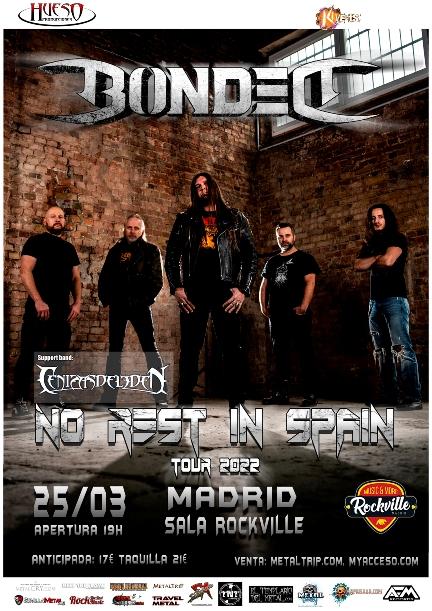 Bonded en Madrid