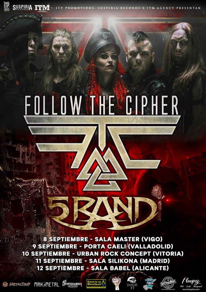 Follow The Cipher Tour