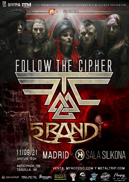 Follow the Cipher