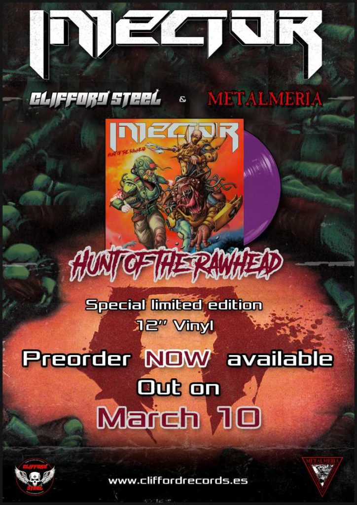 """Injector - """"Hunt Of The Rawhead"""""""
