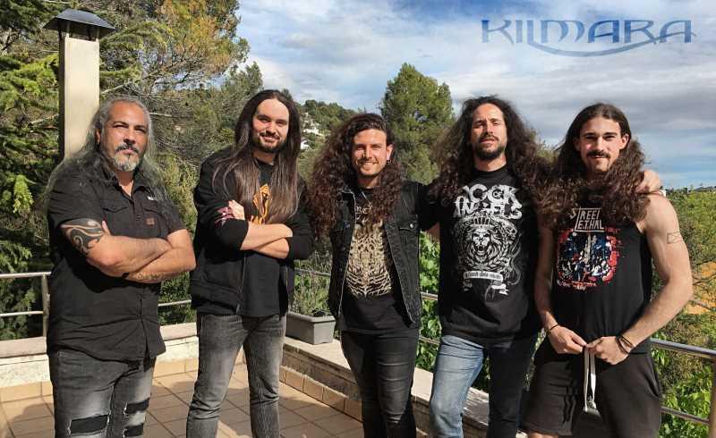 Kilmara (de izquierda a derecha) John Portillo, Carles Salse, Danny Ponce, Didac Plà, Eric Killer