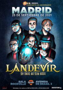 Landevir en Madrid