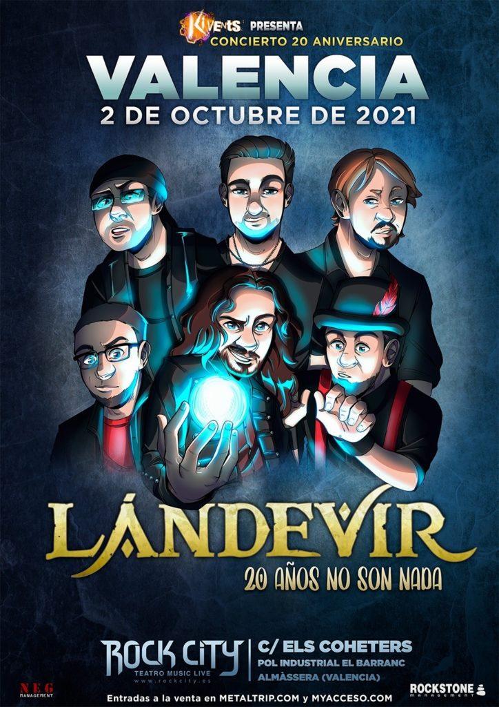 Landevir en Valencia