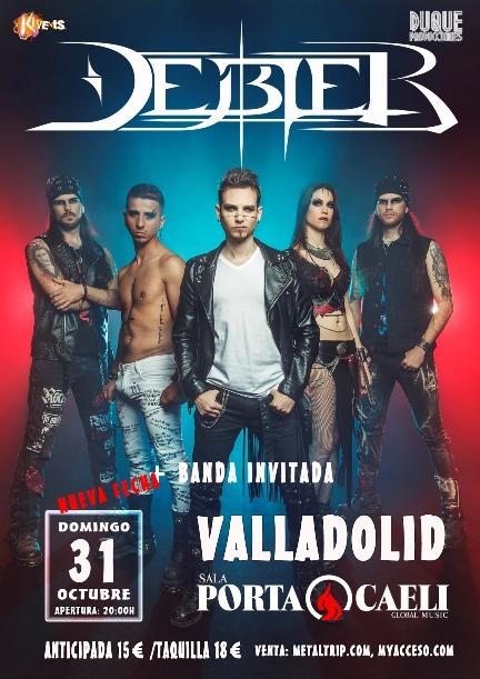 Debler en Valladolid