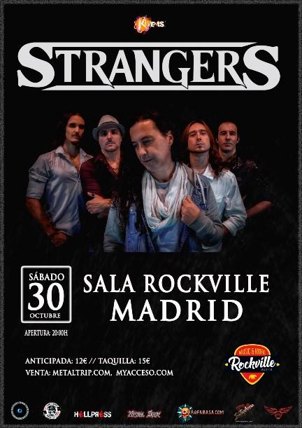Strangers en Madrid
